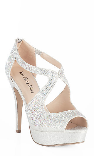 b2ce04bd30b High Heel Shoes, Sexy Prom Shoes - PromGirl
