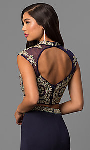 Style: DQ-9875 Detail Image 3