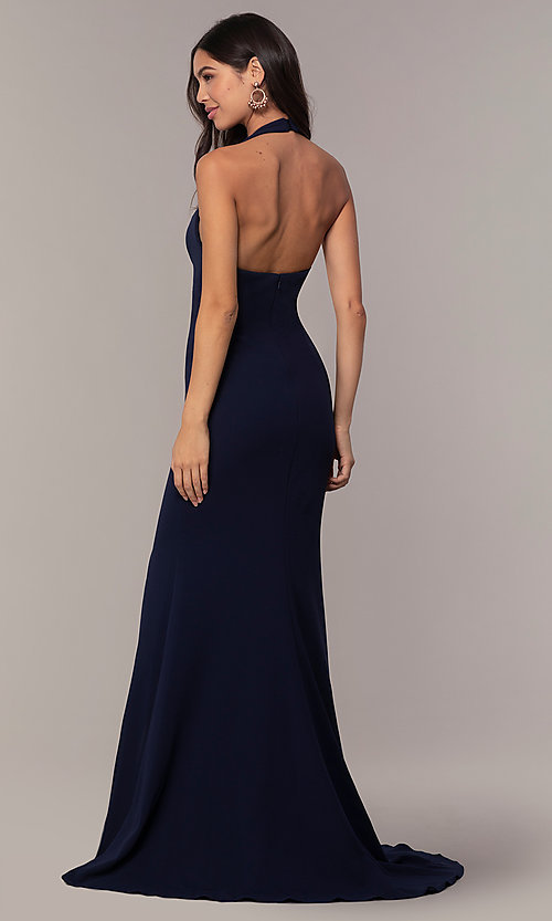 Image of long sleeveless sweetheart prom dress by Faviana. Style: FA-S10284 Detail Image 8