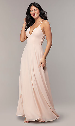 6e5af0cc085 Pink Prom Dresses, Party Dresses in Pink - PromGirl