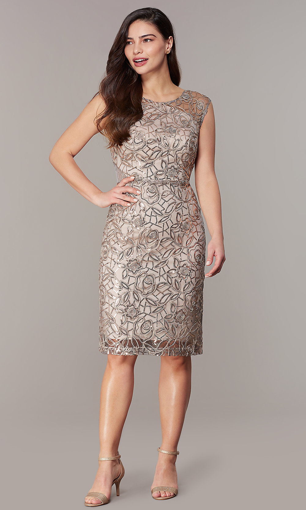 Sparkly Wedding Guest Dresses
