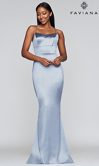43a1f5016e Long Prom Dresses, Long Formal Gowns - PromGirl