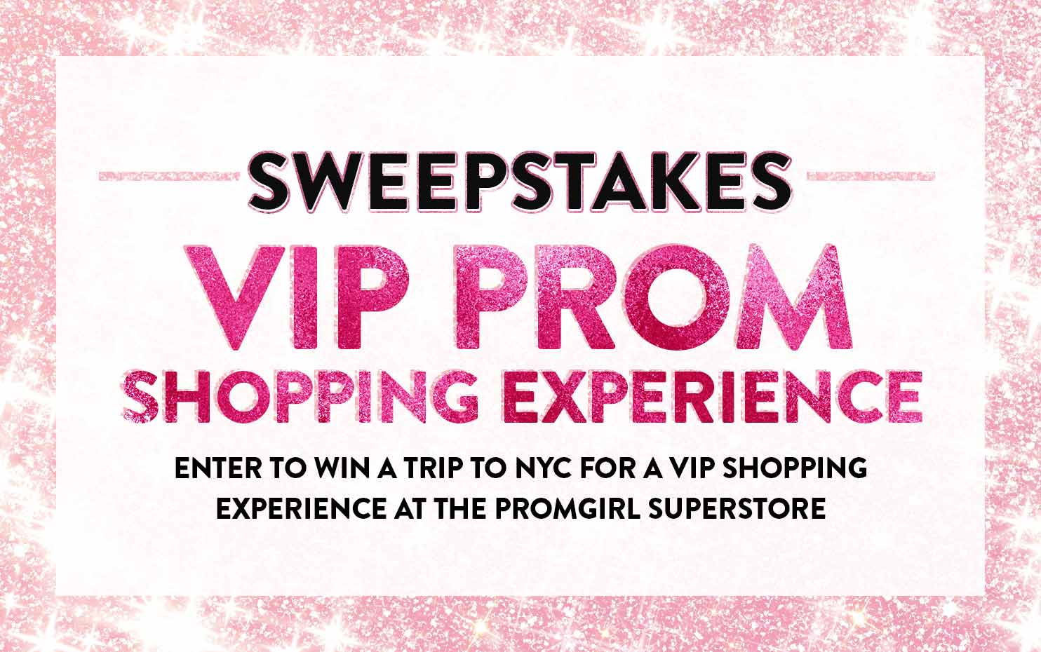 VIP Prom Shopping Experiences