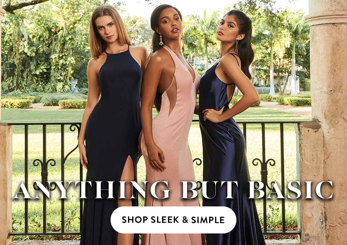 SHOP SLEEK & SIMPLE