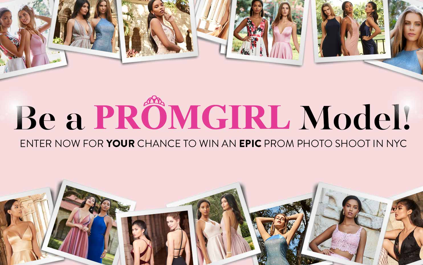 BE A PROM GIRL MODEL SWEEPSTAKES