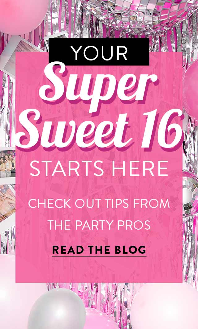 Check out tips from the Party Pros