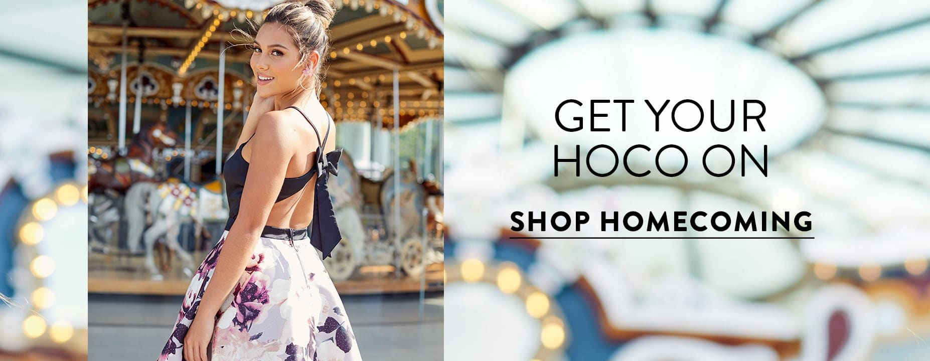Homecoming - Shop Now