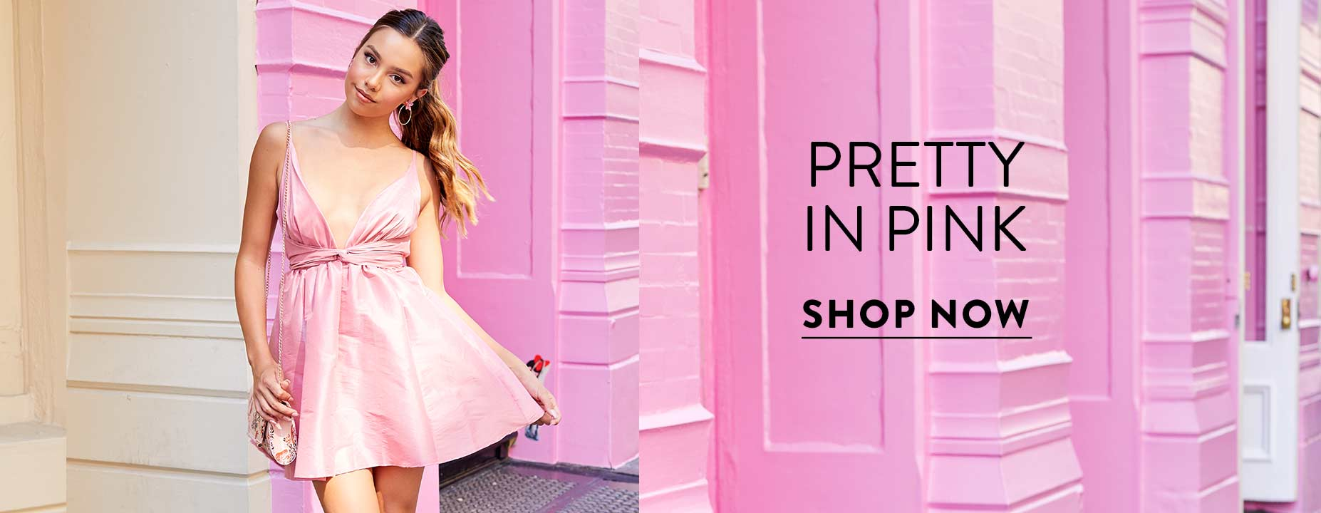 Pretty in Pink - Shop Now