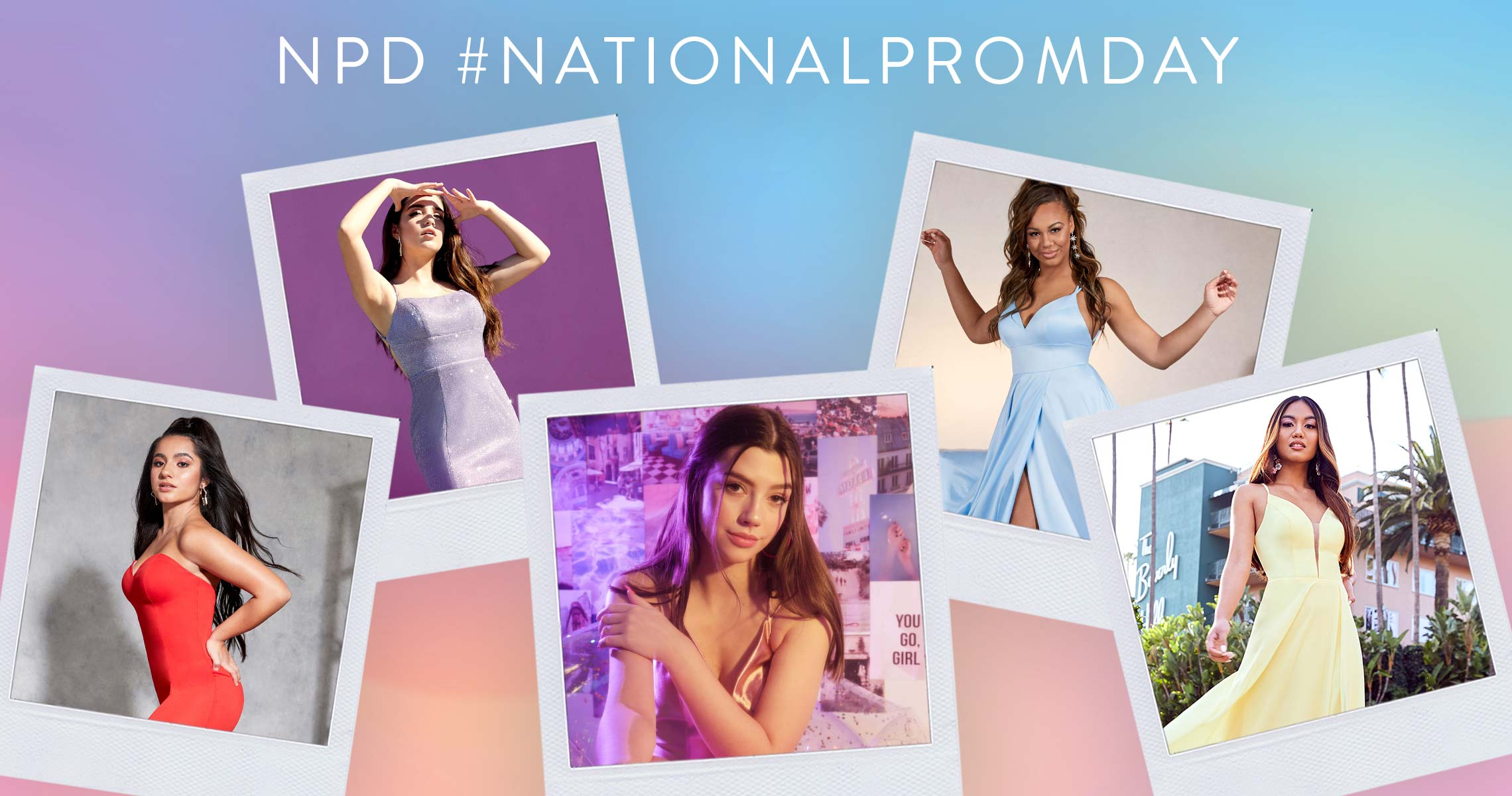 PromGirl Kicks Off Prom 2021 with National Prom Day