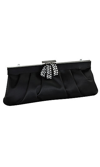 Black Handbag by Dyeables