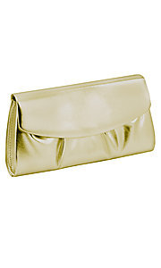 Gold Metallic Handbag