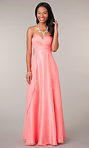 Long Prom Dress Style: AL-35595 Front Image