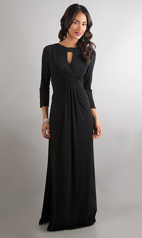 Long Dress Style: AX-135910 Front Image