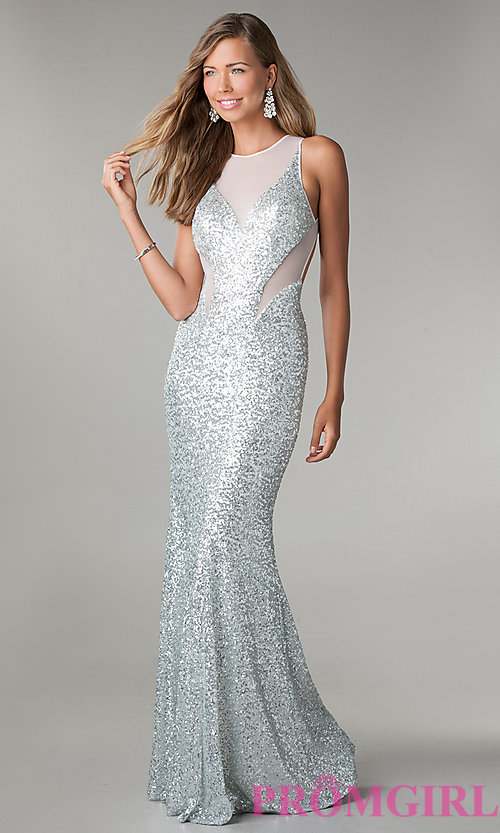 Long Prom Dress Style: FA-7331 Front Image