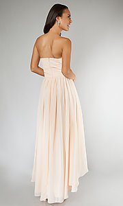 Long Prom Dress Style: NA-2699 Back Image