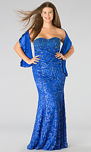 Dress Style: DQ-P8072 Detail Image 1
