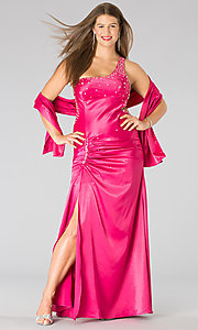 Dress Style: DQ-P8079 Detail Image 1