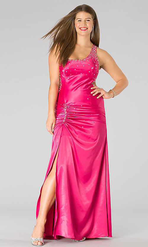 Dress Style: DQ-P8079 Front Image