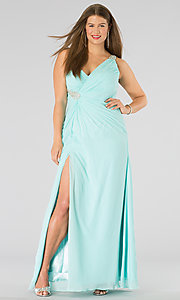 Dress Style: DQ-P8341 Front Image