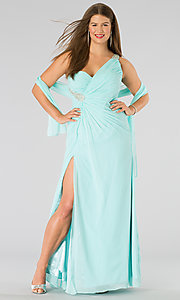 Dress Style: DQ-P8341 Detail Image 1