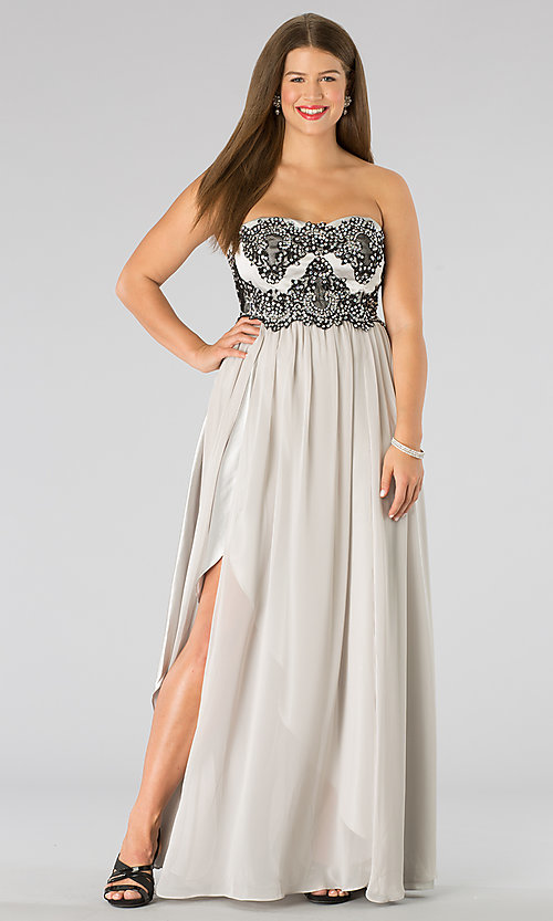 Dress Style: NA-P2554 Front Image