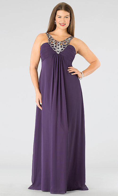 Dress Style: NA-P2592 Front Image