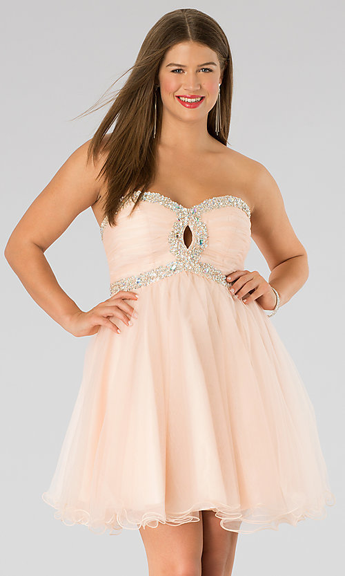 Dress Style: NA-P2681 Front Image