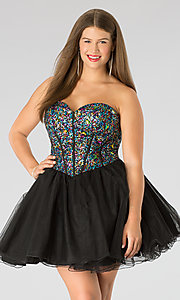 Dress Style: NA-P2707 Front Image