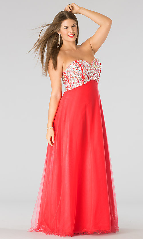 Dress Style: NA-P2807 Front Image