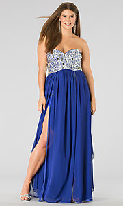 Dress Style: NA-P2808 Front Image