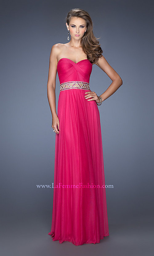 Dress Style: LF-20034 Front Image