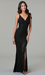 Long Prom Dress Style: TW-4043 Front Image