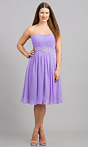 Dress Style: DQ-P8569 Detail Image 1