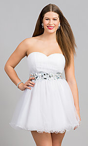 Dress Style: NA-P6013 Front Image