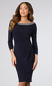 Short Dress Style: AX-135990 Front Image