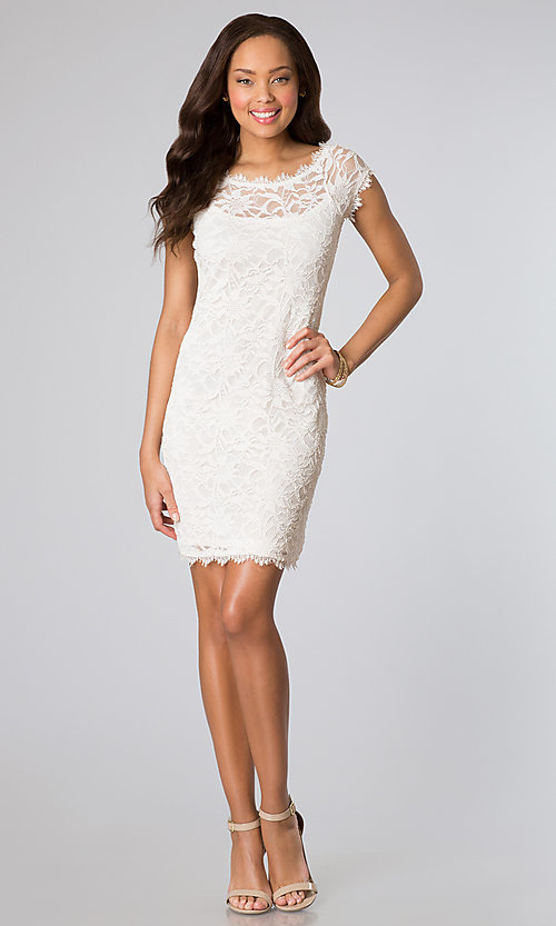 Short Party Dress Style: JU-47136b Detail Image 1