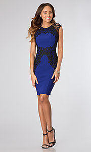 Short Homecoming Dress Style: BA-A15122 Detail Image 1
