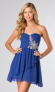 Dress Style: BD-067B733 Front Image