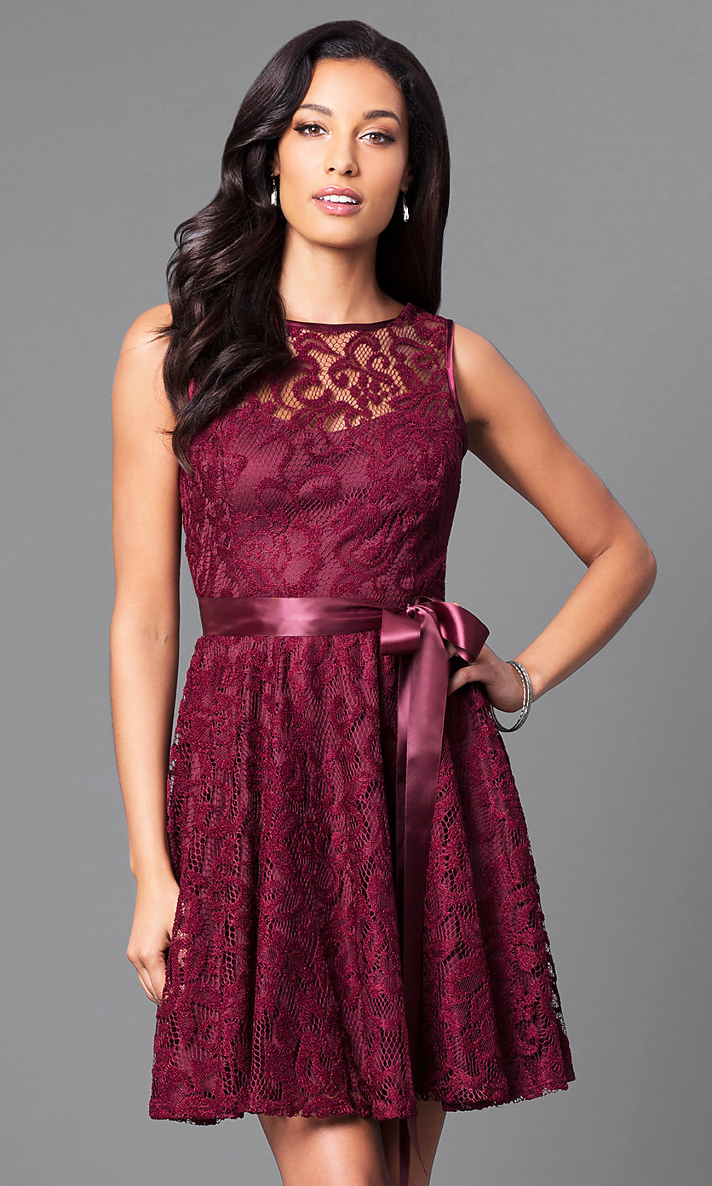 lace party dresses eligent prom dresses