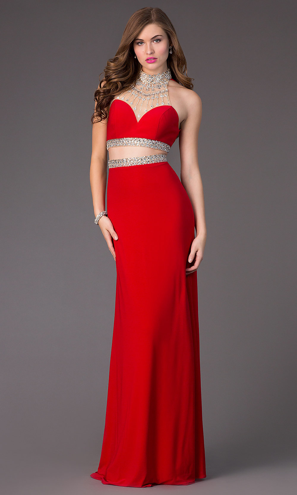 Collection Two Piece Formal Dresses Pictures - Reikian