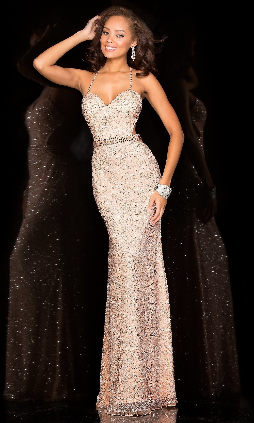 Prom Dresses- Celebrity Dresses- Sexy Evening Gowns: Floor Length ...