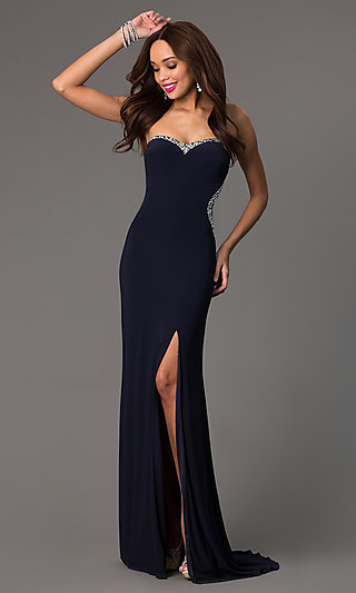 Strapless Prom Dresses, Strapless Prom Gowns - p2 (by 32 - popularity)