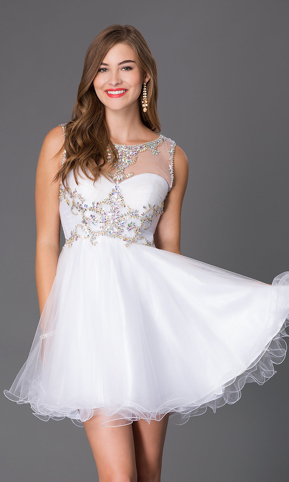 Homecoming Party Dress, Alyce Dress 3674- PromGirl