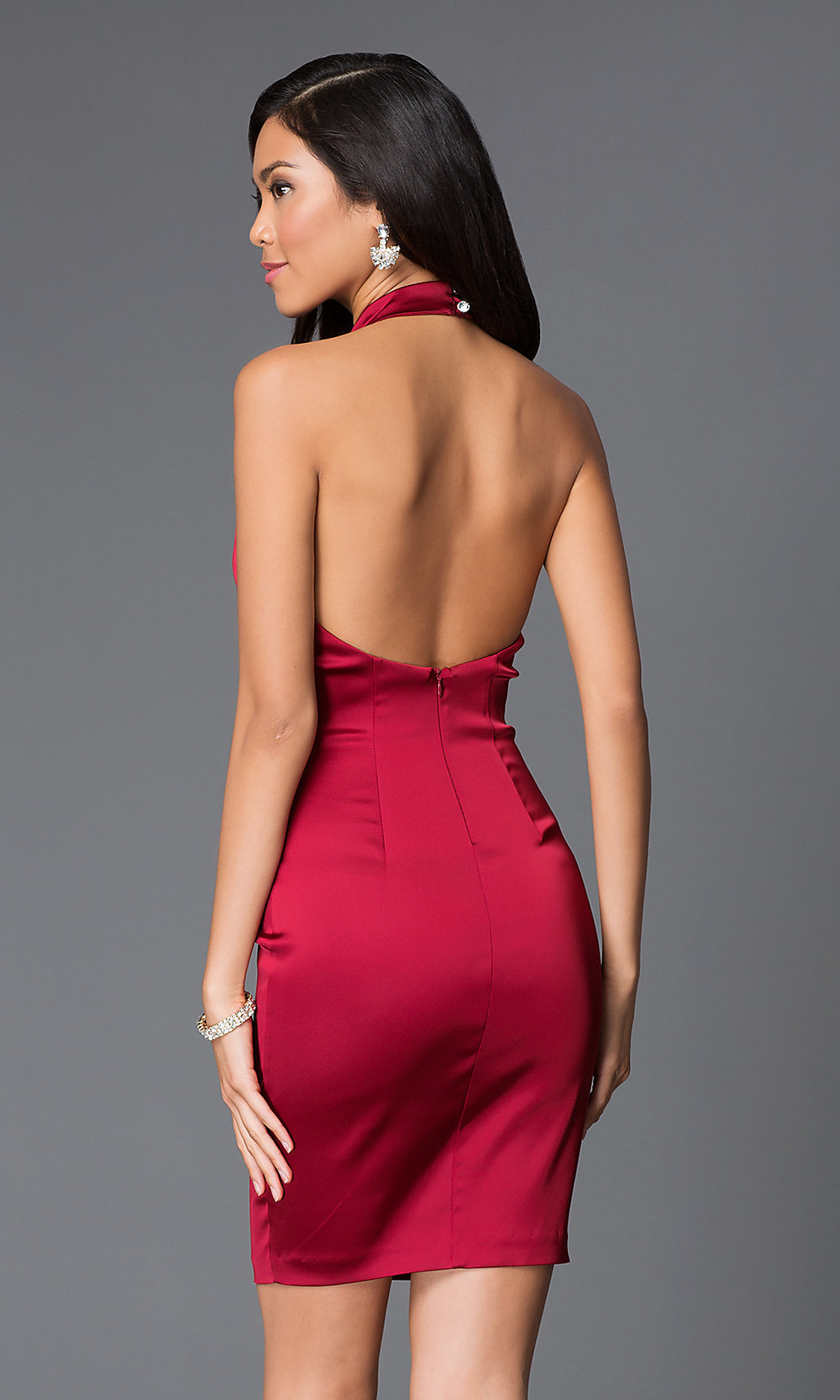 Red Semi Formal Dresses Good Dresses