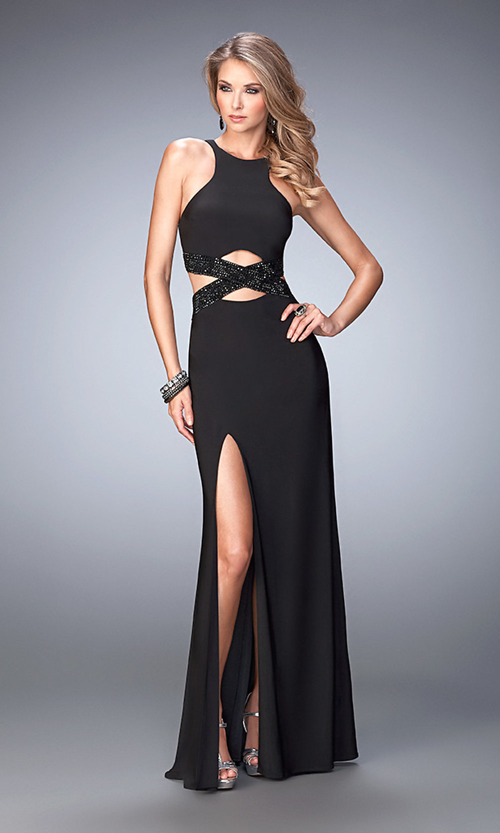 celebrity prom dresses sexy evening gowns promgirl lf
