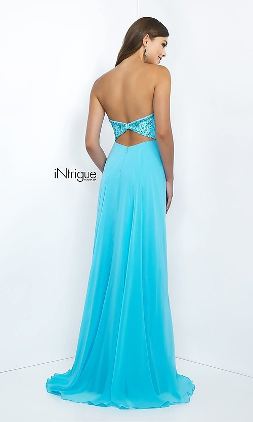 Celebrity Prom Dresses Sexy Evening Gowns Promgirl Bl