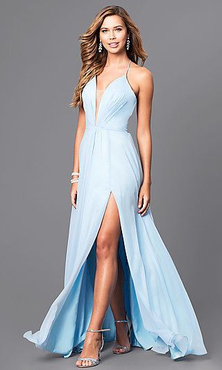 Blue Formal Dresses