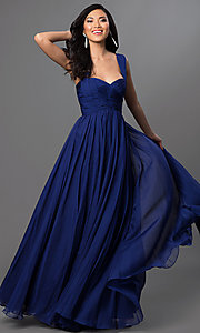Long Sweetheart Formal Gown JVN94199 from JVN by Jovani