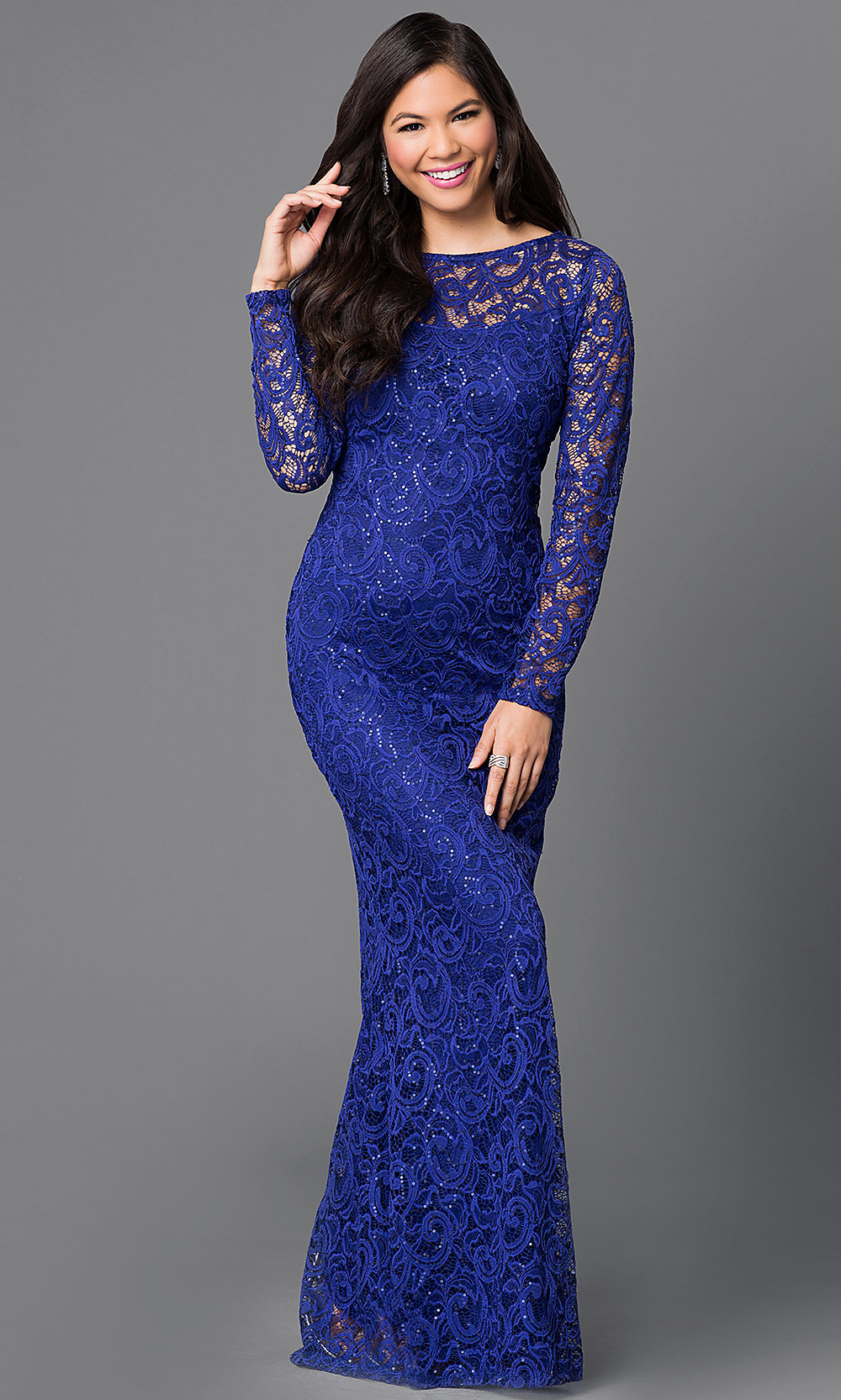 A long sleeve lace dress is a marvelous addition to any wardrobe, allowing women to be ready in an instant for dress up occasions and offering options for fun and funky casual ensembles. For formal events, a long sleeve lace dress might be short or long.
