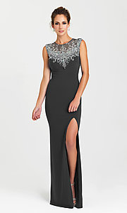 Open Back Madison James Prom Dress